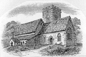 Calverton's old church